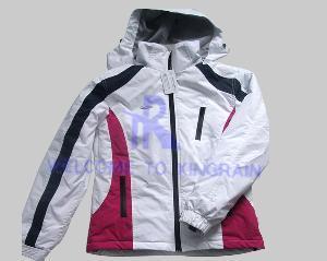 Quality Lady′s Ski Jacket for sale