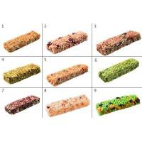Buy cheap Vegetable juice dried fruits flavor  sweet meal bar for health from wholesalers