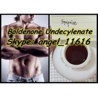 Equipoise Boldenone Steroid Yellowish Liquid Boldenone Undecylenate 300MG / ML