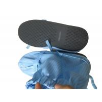 China Autoclavable Cleanroom ESD Safety Shoes Dust Free With Static Dissipative on sale