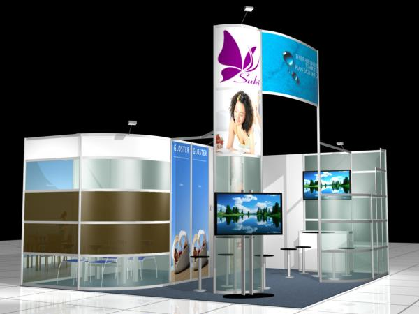 Portable Exhibition Booth Design : China exhibition booth design images