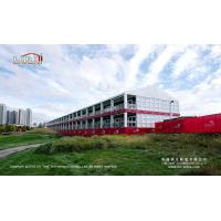 China LIRI Double Decker Tent for LPGA Golf Game in Korea on sale