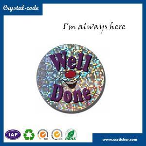 China Hologram security sticker,3d hologram sticker,hologram sticker wholesale