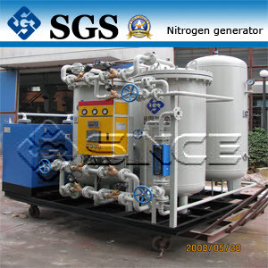 Quality SMT electron industry required high purity 99.9995% PSA nitrogen producing machine for sale