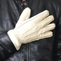 China High quality customized working leather gloves on sale