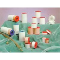China Zinc oxide adhesive plaster surgical tapes medical tapes for surgical banding or taping use white wholesale