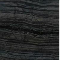 China black tree marble/ black wood vein marble/ black marble floor tile on sale