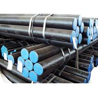 China Mild / Low Carbon Steel Seamless Cold Drawn Steel Tube Aisi 1018 High Performance wholesale