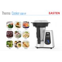 China Thermo Mixer ES611P With Touch Screen/ 600W Thermal Cooker Blender/ 900W Heater Thermo Soup Maker With Steamer wholesale