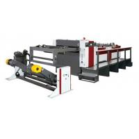 China Automatic High-speed Paper Roll Sheeter Stacker, Paper Reel to Sheet Cutter Stacker wholesale