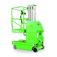 China 7.5m , Lift Capacity of 125kg Self-Propelled Aluminum Aerial Work Platform with 078*0.70m Size of Platform wholesale