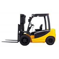 China 2 Ton Electric Forklift Truck 3 Wheel Electric Forklift With 5 Meters Max Lift Height on sale