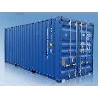 China High Strength Customized 20ft / 40 Foot Shipping Container 6058mm*2438mm*2591mm wholesale