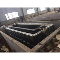 China Structure Pipes Hot Dip Galvanizing Equipment With Low Carbon Steel / Customized Size wholesale