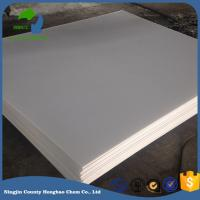 China High Density Polythene Hdpe Virgin Board Wear Abrasion Resistant Engineering Plastic Panel on sale