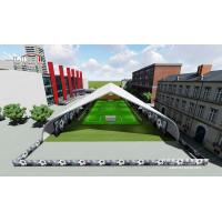China 20x40m Aluminum Frame Sports Event Tent Football Tennis Court on sale
