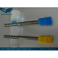 China Solid Carbide End Mill Bits for Aluminium Wth Long Length wholesale