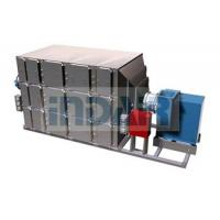 China Pharmaceutical Bag In Bag Out HEPA Filter Housing EP Coated Cold Rolled Steel / SUS 304 on sale