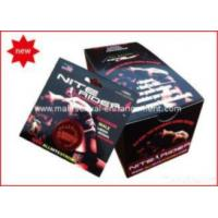 China Nite Rider Sexual Herbs Male Enhancement For Men 100% Natural With 24 wholesale
