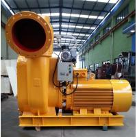 China centrifugal electric motor sewage suction pump self sucking waste water pump industrial sewage pump on sale