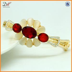China Ruby opal fashion bracelet bangle wholesale