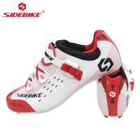 China Wear Resistant Breathable Cycling Shoes , Breathable Non Slip Cycling Shoes on sale