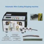 China Multi - Core Cable Cutting Stripping Machine  Wire Cut Strip Crimp Machine wholesale