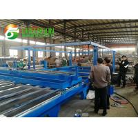 China Semi Automatic MgO Board Making Machine With Low Cost ISO Certification wholesale