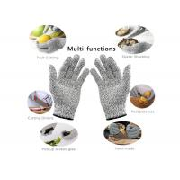 China Kitchen Level 5 Protection Cut Proof Work Gloves Food Grade EN388 Certified wholesale