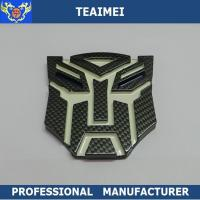 China Transformers Customized Car Emblems Decoration Custom Automobile Badges wholesale