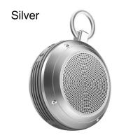 China Wireless Bluetooth Speaker Portable Outdoor IPX5 Waterproof Anti-fall FM Radio LED Alarm Clock Audio Player wholesale