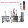China Saco na máquina de enchimento do aerossol da válvula wholesale