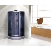 China Grey Profiles Quadrant Shower Cubicles 900 X 900 X 2250 mm SGS ISO9001 Certification on sale
