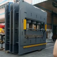 China 110kw Heavy Duty Hydraulic Press Machine Pushing Force 4000×3KN Material Copper wholesale