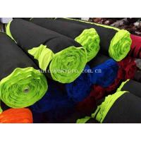 China High Tensile Strength Colorful Neoprene Fabric Roll SCR SBR CR for Diving Suit wholesale