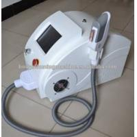 Buy cheap 1600USD 500,000 shots SHR IPL hair removal machine from wholesalers
