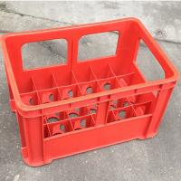 China Popular Bar Plastic Beer Mesh Crate on sale