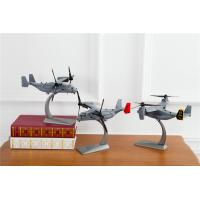 China Air Force 1 Model 1:72 U.S Airforce Transport Aircraft Osprey V22 Helicopter model on sale