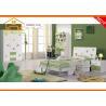 China 2015 FOSHAN European style modern kids bedroom queen bunk cheap price ashley furniture kids bedroom wholesale