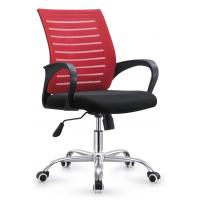 China Multi Colored Tall Adjustable Office Chair Without Headrest Customized Size on sale