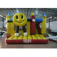 China Big inflatable smiling face combo inflatable happy face crayon combos PVC inflatable combo wholesale