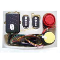 China Voice Speaking Motorcycle Alarm, 1 Way, Remote Starter Motorcycle on sale