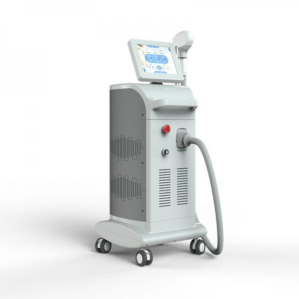 Quality Most Popular 3 Wavelengths In 1 808nm 755nm 1064nm Diode Laser Hair Removal Machine for sale