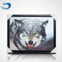 China UV Printing 3D Lenticular Picture Frame For Home Decoration on sale