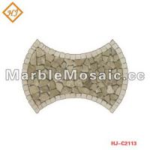 China marble mosaic paving stone -【outlet】 【cheap】China mainland Huanjian stone on sale