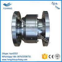 China 4'' SS304,ANSI flange standard  Water Swivel Joint Hydraulic Rotary Joint on sale