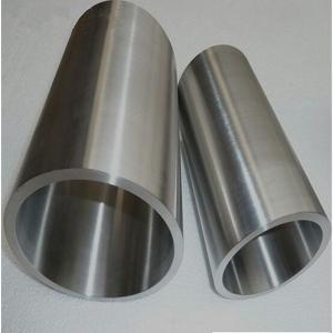 China titanium and titanium alloys Titanium Hollow Bar wholesale