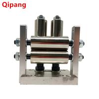 China Efficient Metal Wire Guide Rollers For Wire Straightening 1 Year Warranty wholesale