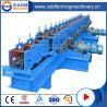 China Cangzhou High Efficiency Ppgi Storage Rack Shelf Rollforming Equipment wholesale