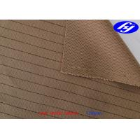 China breathable knitted polyester Anti Static Fabric for sportswear wholesale